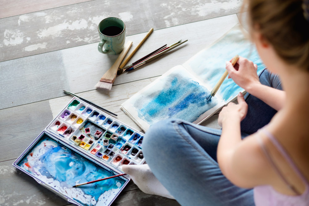 Why Art Therapy? - Connections Wellness Group -